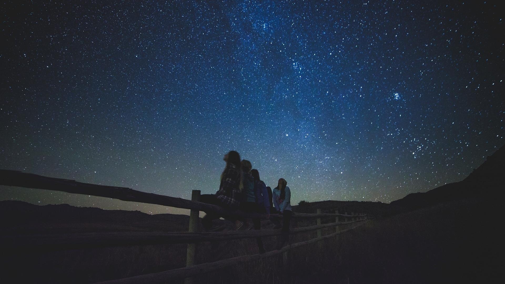 Notti sotto le stelle fattoria antonic asino berto bambini estate ceroglie trieste