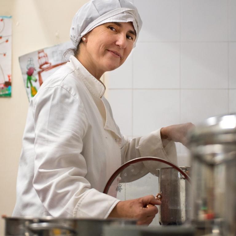 Annamarja Antonič cucina casalinga agriristoro